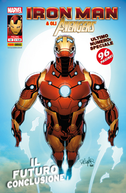 <b>Iron Man & I Vendicatori</b>